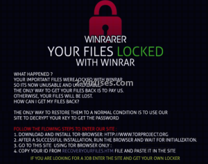WinRarer virus