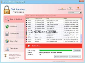 Disk Antivirus Professional