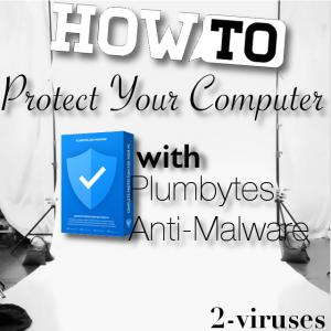 Hur du skyddar din dator med verktyget Plumbytes Anti-Malware