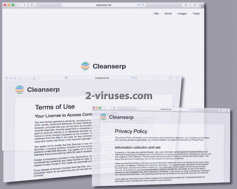 Cleanserp.net virus