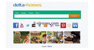Delta-homes.com virus