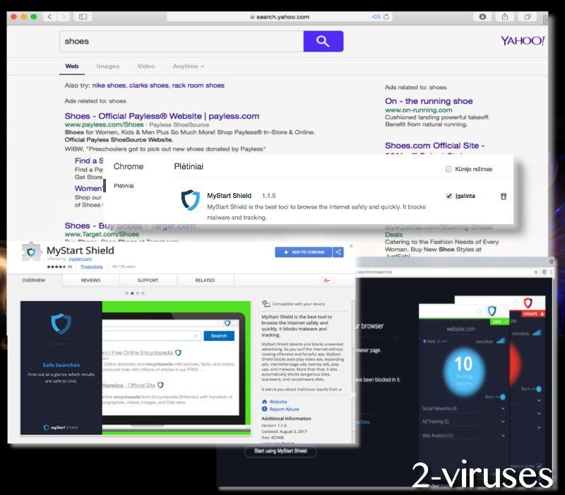 Mystartshield.com virus