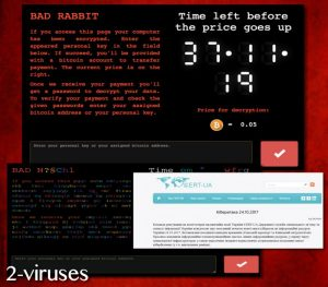 Bad Rabbit virus