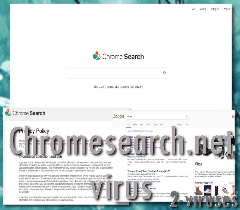 Chromesearch.net virus