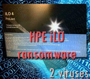 HPE iLO Ransomware