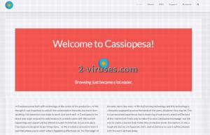 Cassiopesa.com virus