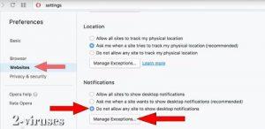Hur du inaktiverar Web Push aviseringar