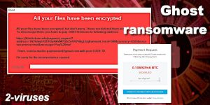 Ghost ransomware